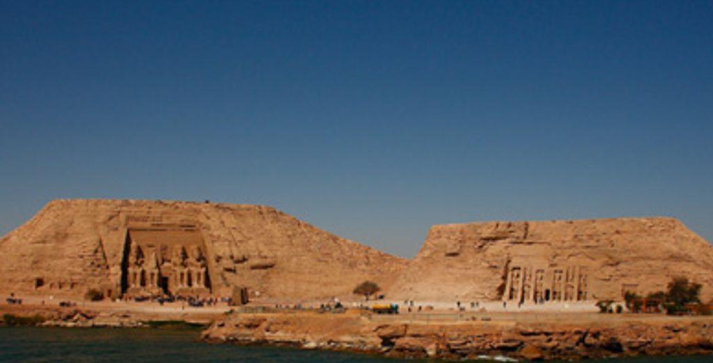 - Croisière Lac nasser ***** - Louxor - Egypte Louxor