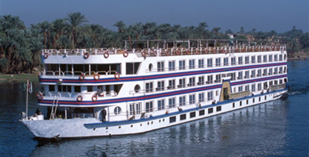 - Pyramides & Nil Combiné 3 nuits au Caire et 7 nuits Croisière sur le Nil ***** - Le Caire - Egypte Le Caire