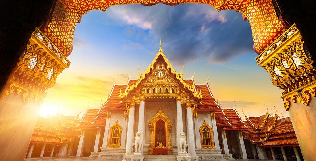 ou combinez quelques nuits à Bangkok