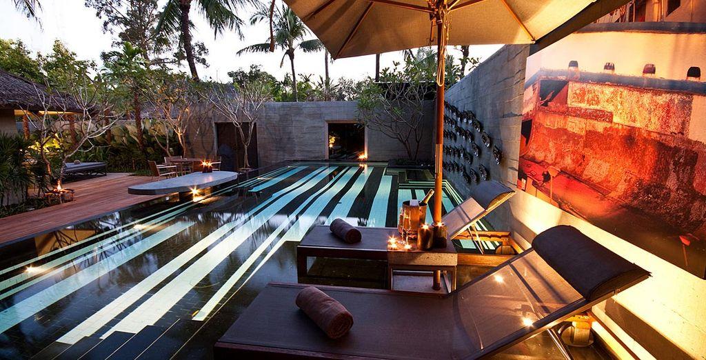 Ou craquez pour la Villa avec piscine