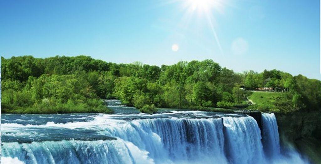 Les chutes du Niagara - Autotour Fly, Stay & Drive