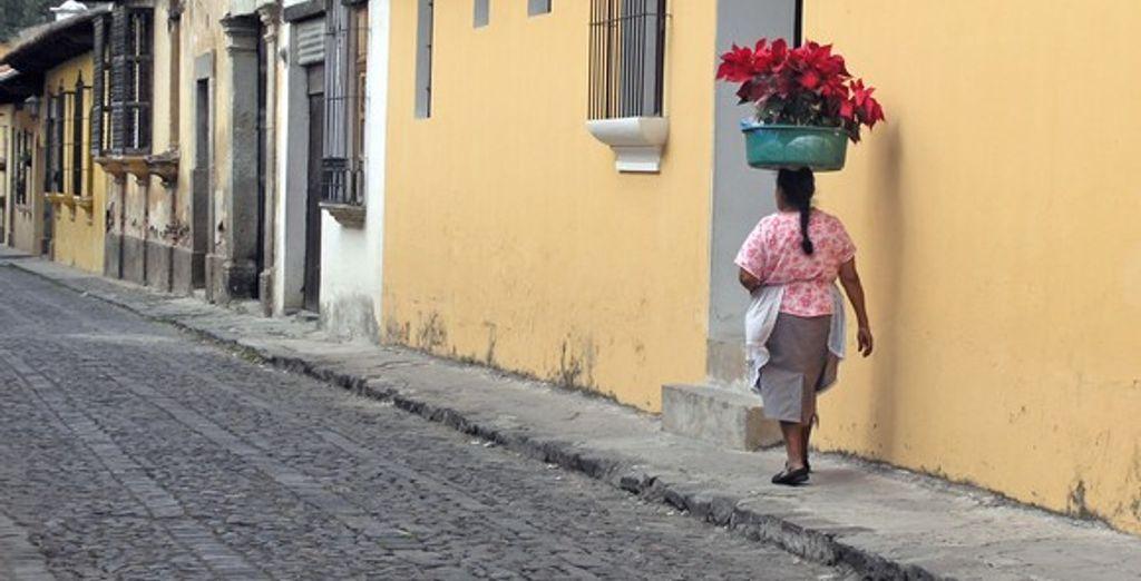 La ville Antigua