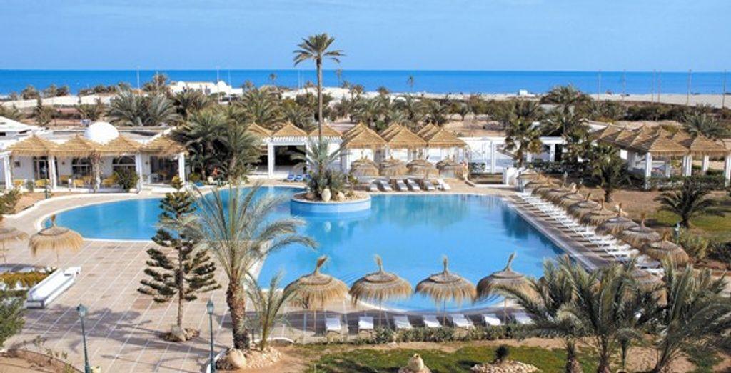 - Sprin Club Djerba Golf & Spa **** - Djerba - Tunisie Djerba