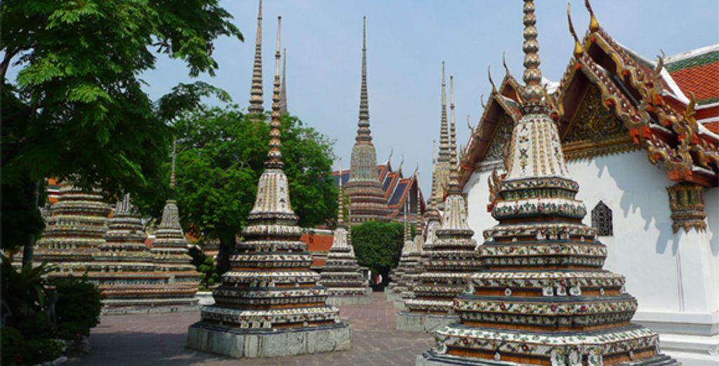 Des monuments traditionnelles de Phuket