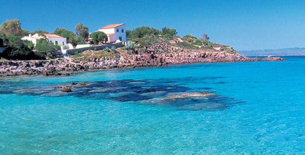La Méditerranée - Hôtel Riviera Carloforte **** - Carloforte - Sardaigne Carloforte