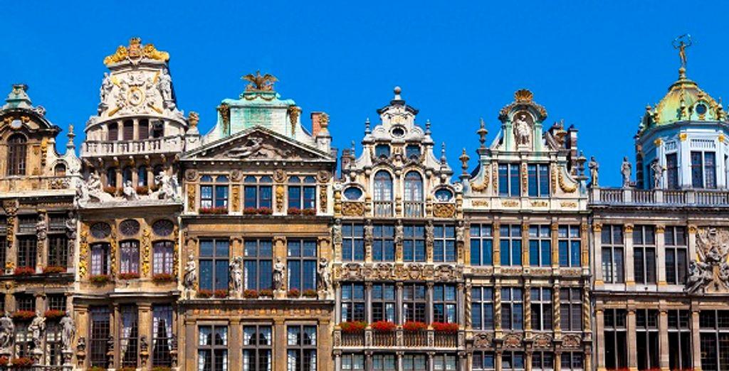 La Grand Place - Hôtel Warwick Barsey **** - Bruxelles - Belgique Bruxelles