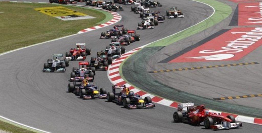Le circuit de Catalogne