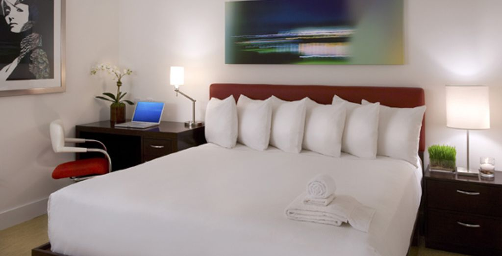 La chambre Boulevard King - The MAve Hotel *** New York