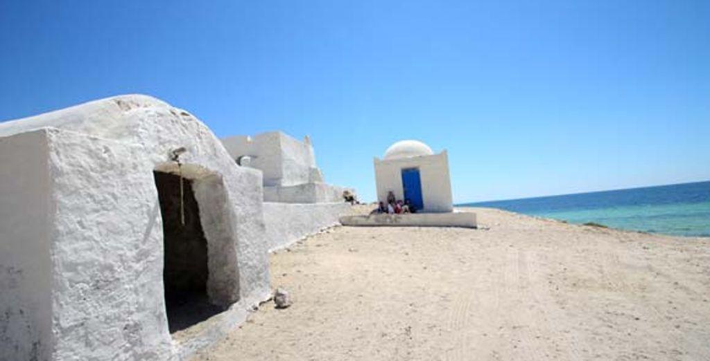Un paysage de Djerba