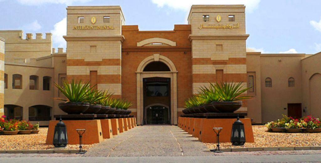 L'hôtel - Intercontinental The Palace ***** Port Ghalib