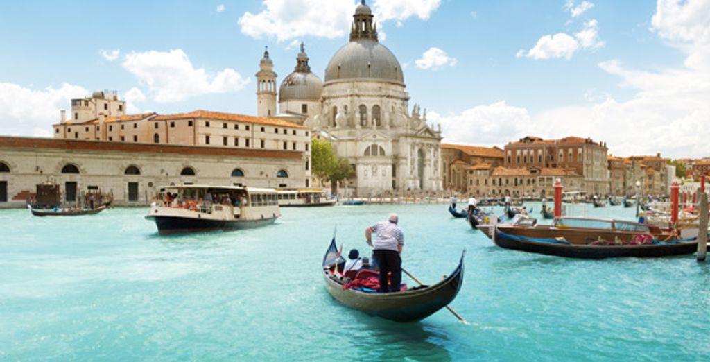 Venise - Hôtel Bonvecchiati **** Venise