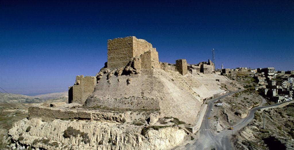 Le château de Shawbak