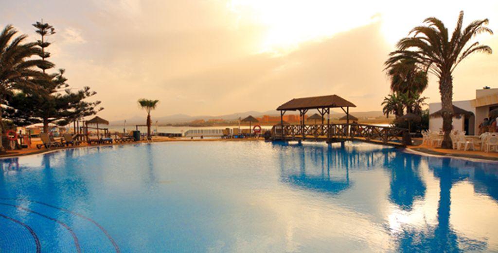 Venez découvrir le Barcelo Castillo Beach - Barcelo Castillo Beach **** Fuerteventura