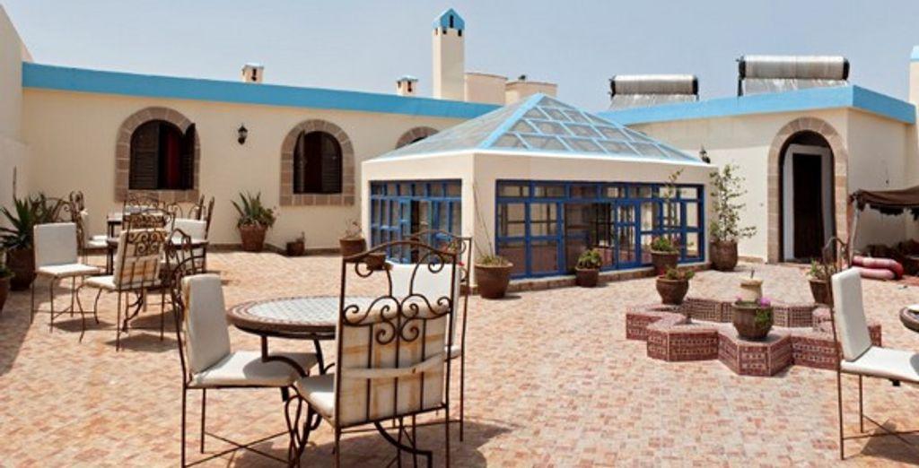 Sous le soleil d'Essaouira