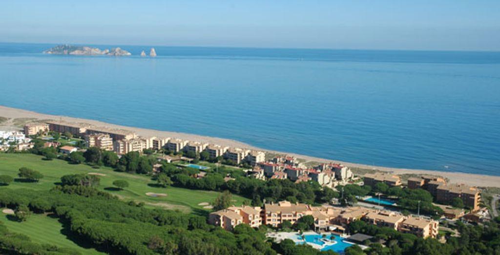 Au coeur de la Costa Brava - La Costa Golf & Beach Resort **** Pals