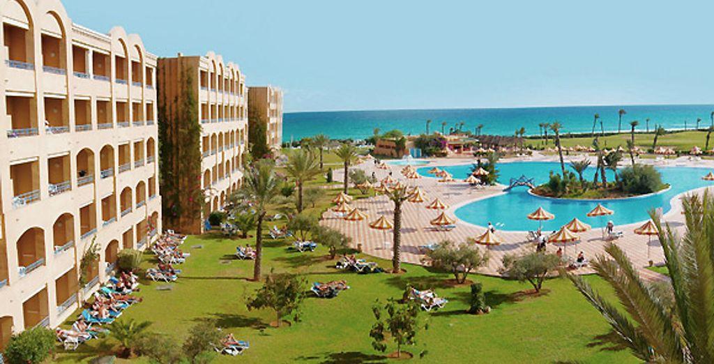 Bienvenue au Nour Palace - Nour Palace ***** Mahdia