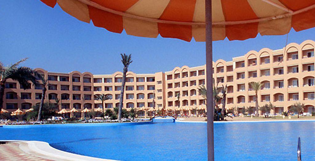 Un bel établissement 5* - Nour Palace ***** Mahdia