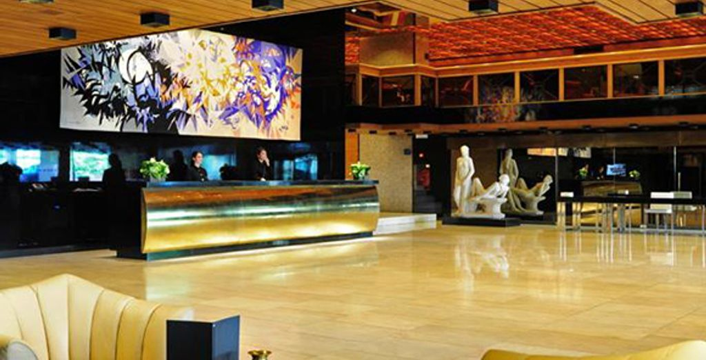 Au sein d'un hôtel 5* contemporain - Altis Grand Hotel ***** Lisbonne
