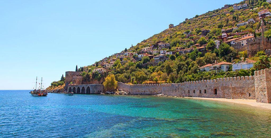 Les vacances approchent, filez sur la riviera turque !