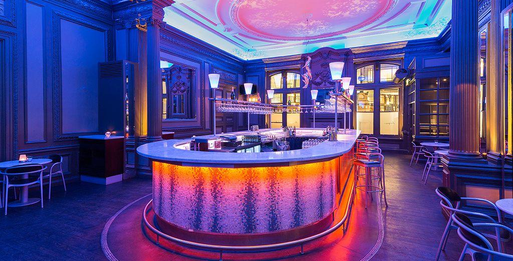 Bienvenue à l'hôtel Andaz Liverpool Street