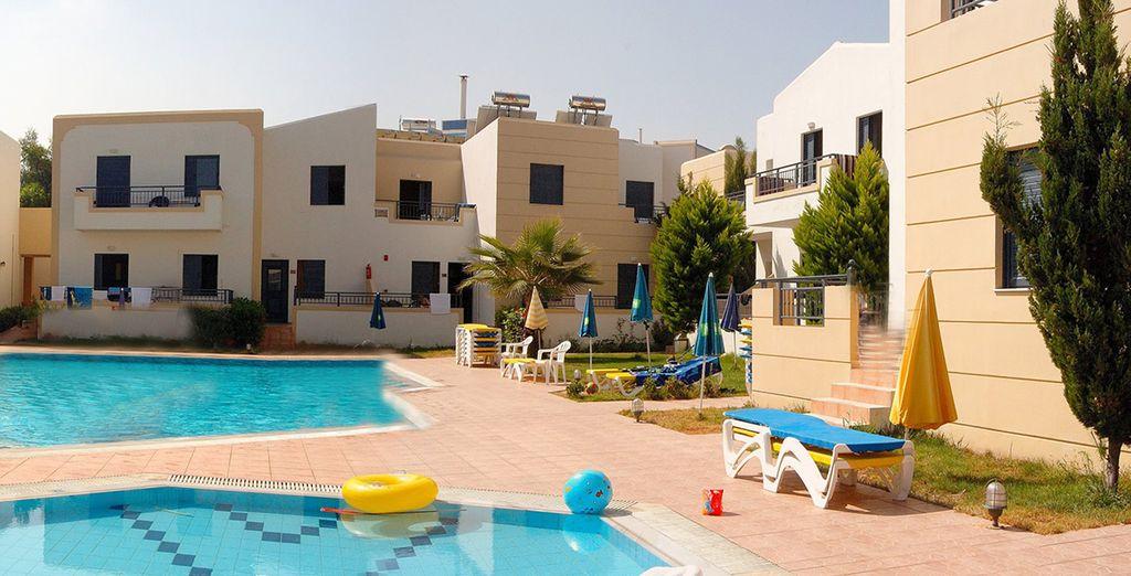 Blue Aegean Appart'hôtel 4*