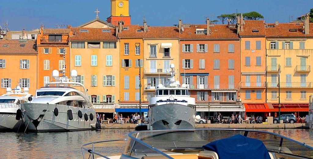Le charme authentique de Saint-Tropez