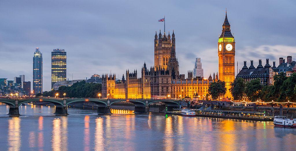 Bon séjour à Londres