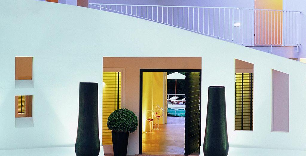 Une décoration design et moderne...