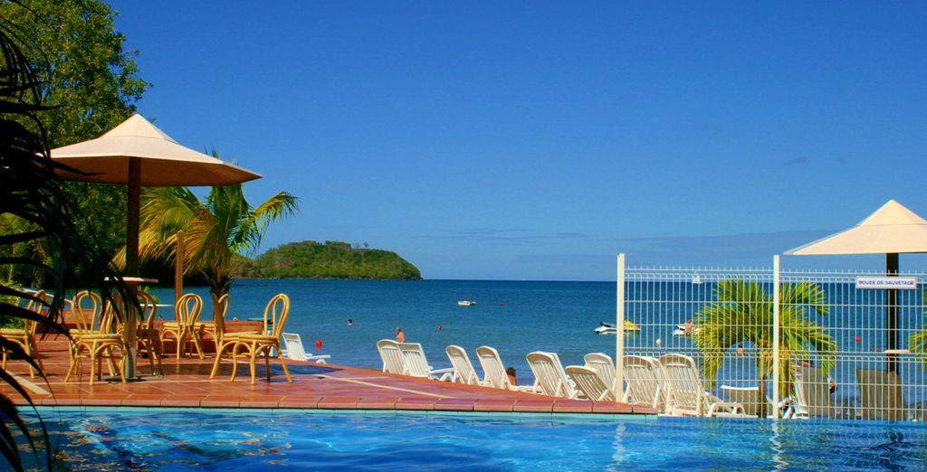 Avis club h liades les trois ilets voyage priv for Hotels 3 ilets