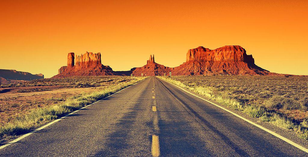 Prenez la route & lancez-vous à la conquête de l'Ouest... - Autotour Ouest USA & extension Los Angeles en 8 jours et 7 nuits Los Angeles