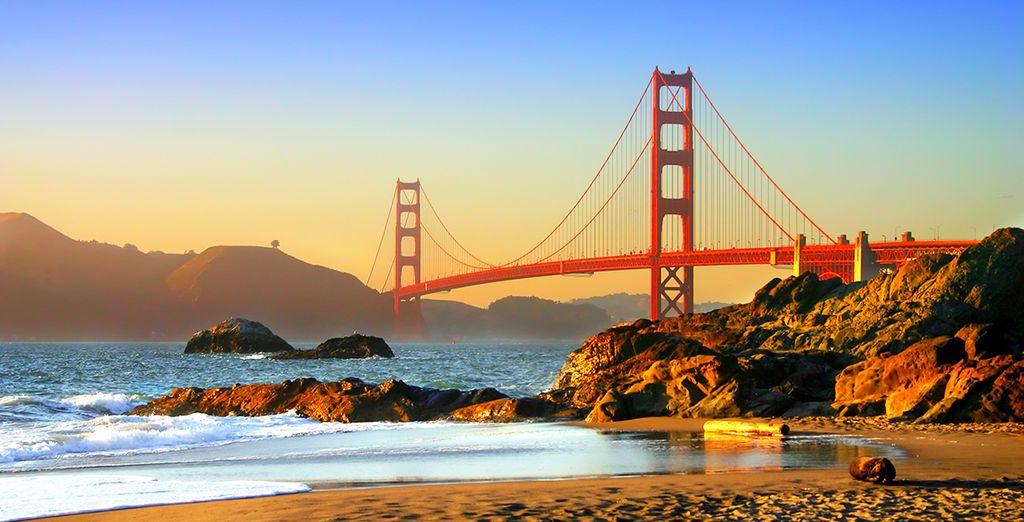 Terminez en beauté à San Francisco...