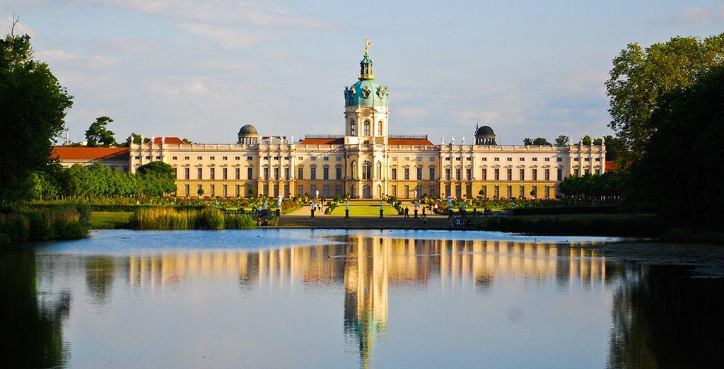 ... Seront les bienvenus après la découverte des trésors de Berlin