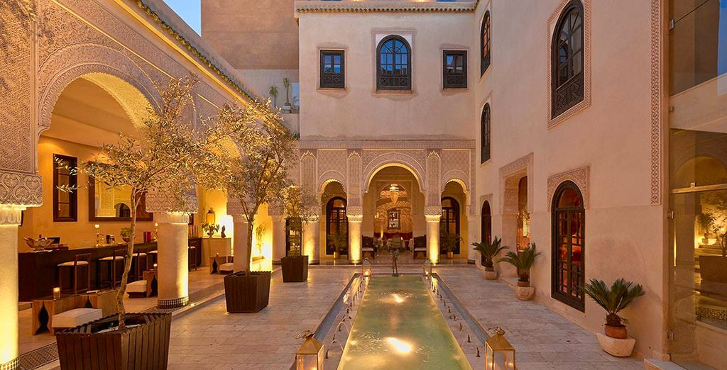 Au sein d'un des plus beaux riads du Maroc - Riad Fès  Fez