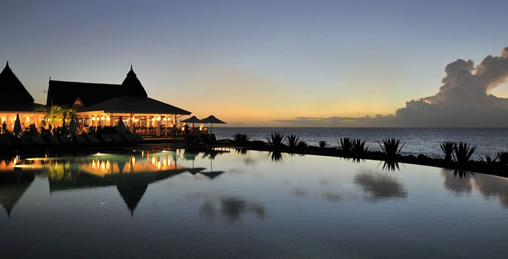 Bienvenue à l'hôtel La Plantation Resort & Spa...