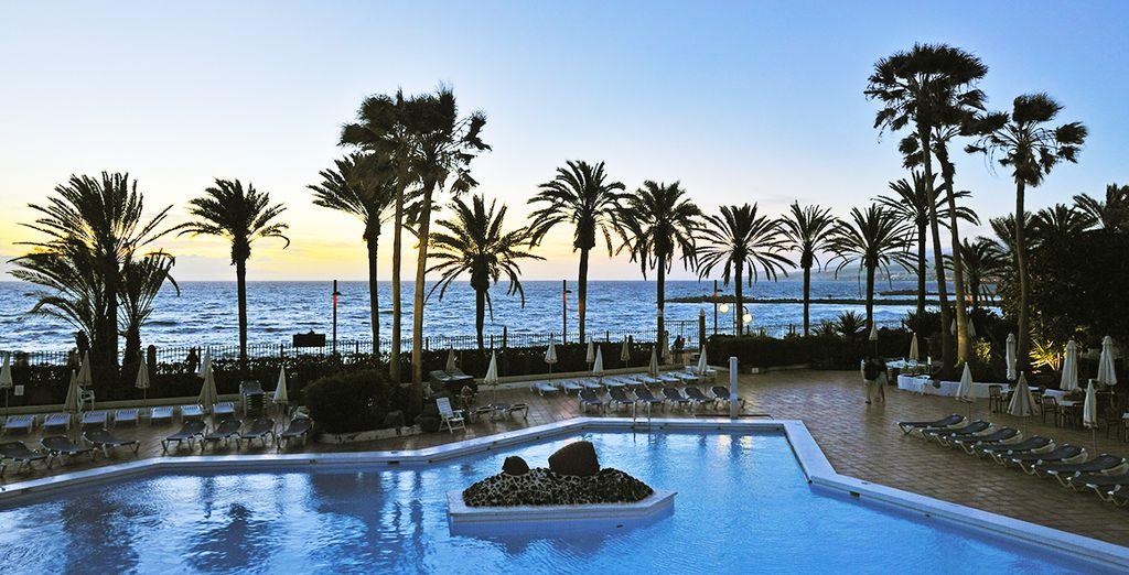 Bienvenue à l'hôtel Sol Tenerife !