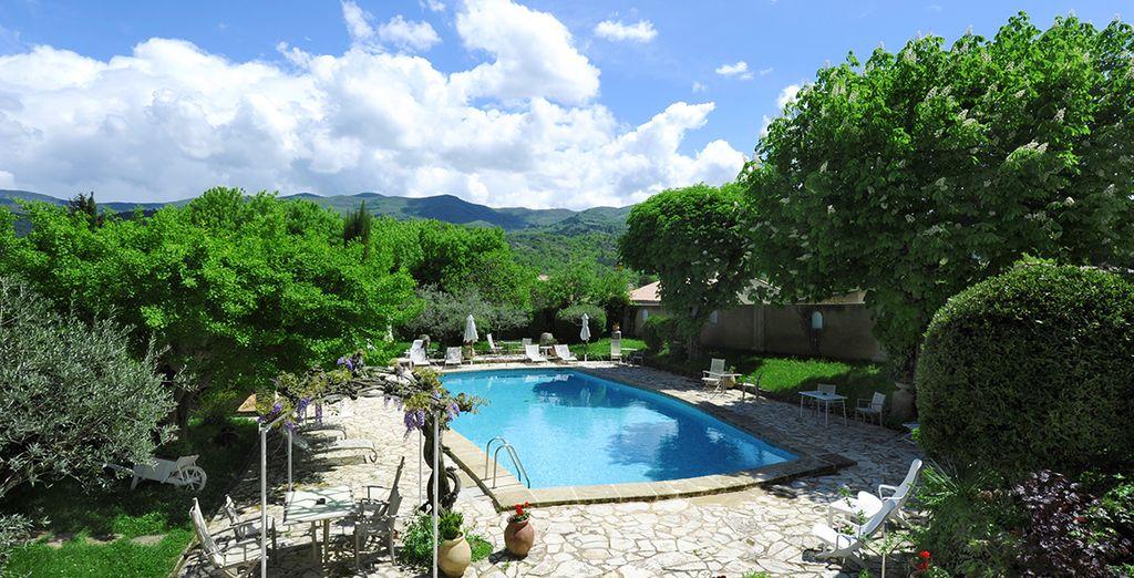Très bon séjour en Provence