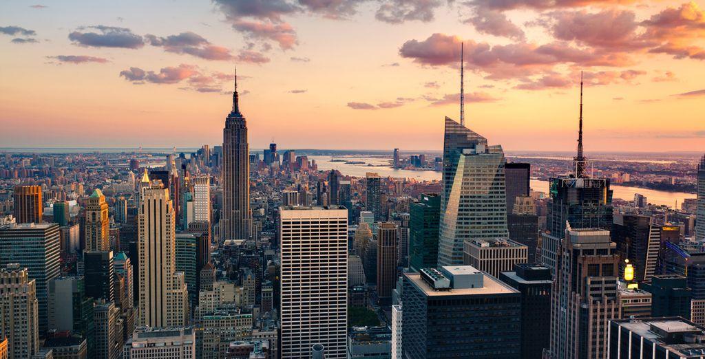 Bienvenue à New York!
