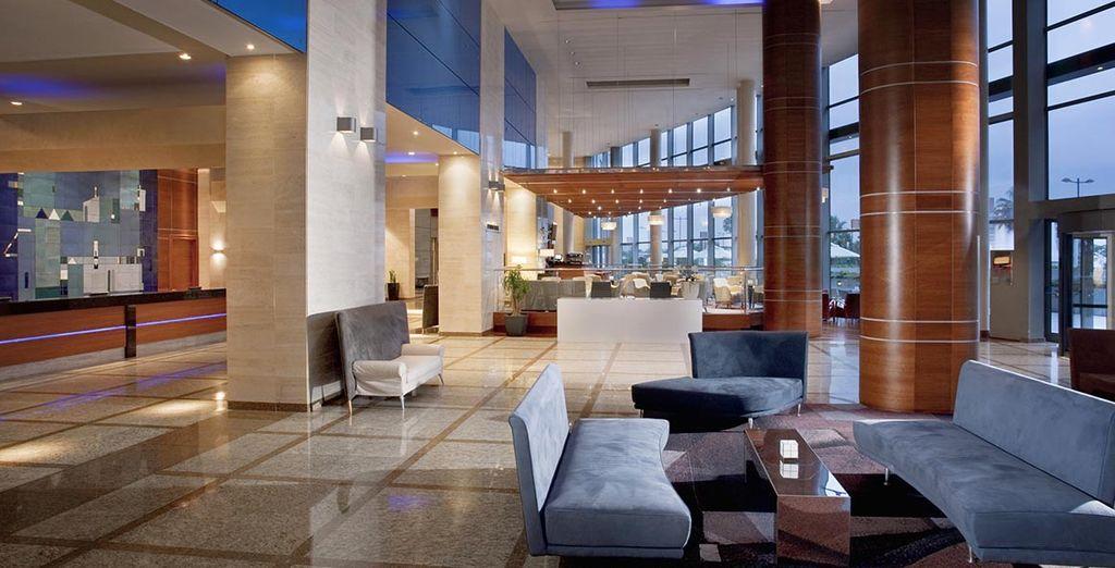 Un hôtel moderne et élégant pour découvrir Valence