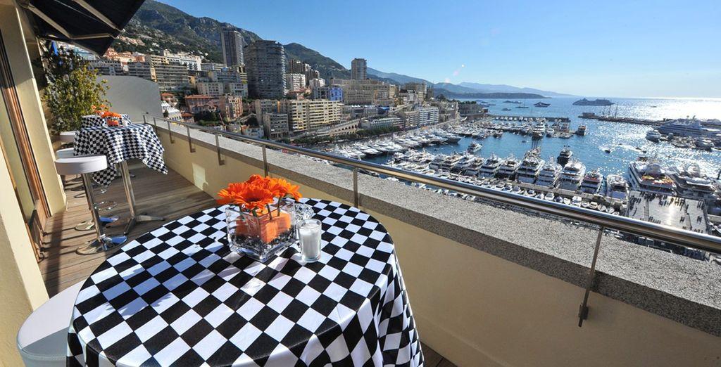 L'un des événements les plus célèbres du monde... - Grand Prix de Formule 1 Monaco Monte Carlo