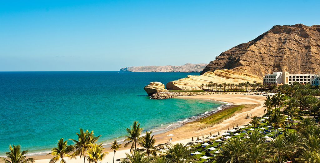 En passant par Oman...