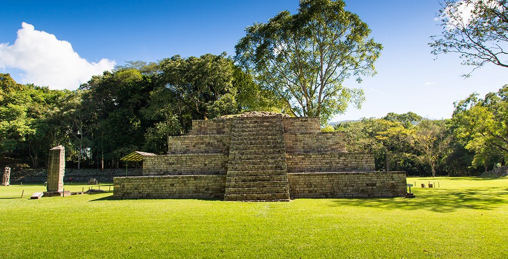 Partez à la découverte des basses terres en passant par le site de Copan au Honduras - Circuit
