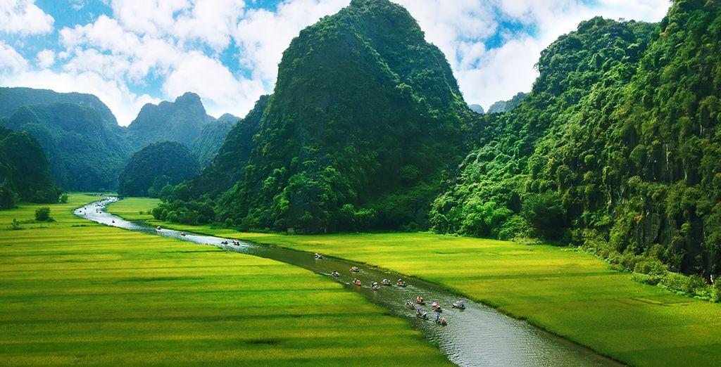 Avant que les merveilles de Ninh Binh ne s'offrent à vous