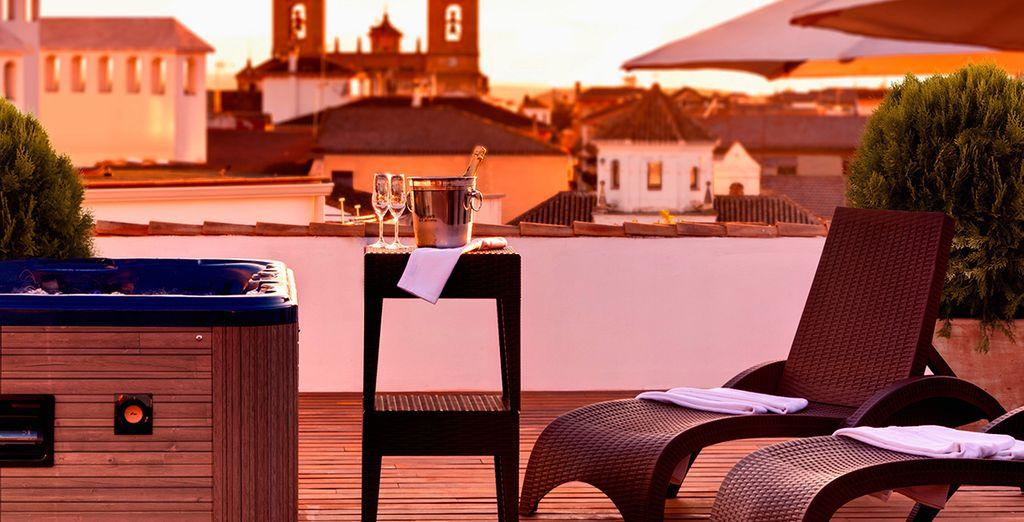 Venez vous détendre dans le cœur historique de Santa Fe... - Hôtel Casa del Trigo 4* Santa Fe