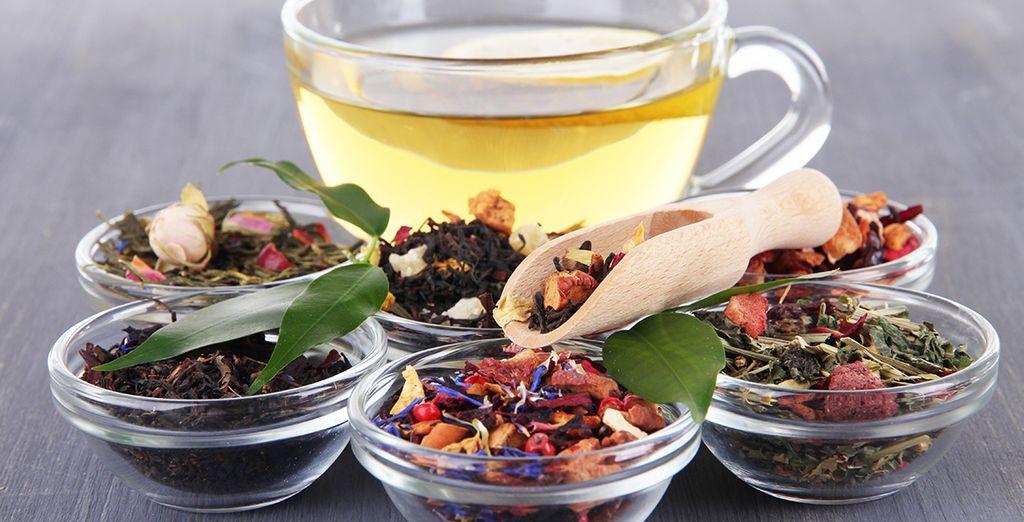 Sirotez l'un des meilleurs thés au monde !