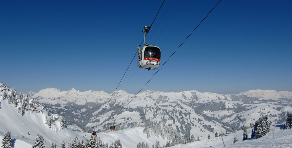 Prêt pour une journée de ski ?