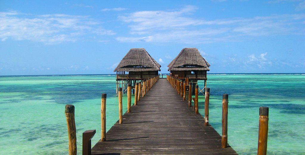 Bienvenue à Zanzibar ! - Hôtel Melia Zanzibar 5* Zanzibar