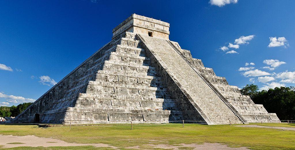 Partez sur les traces des Mayas à Chichen Itza