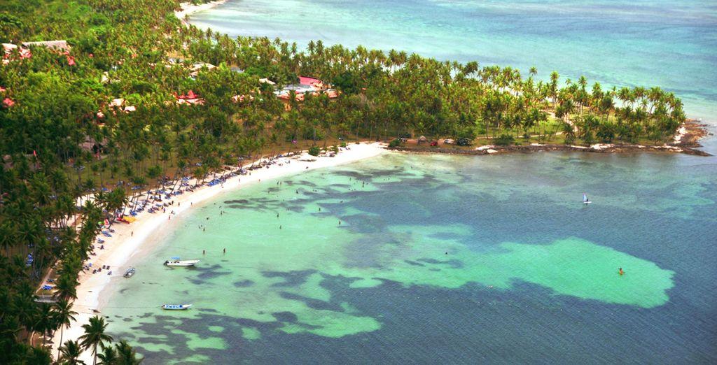 Envolez-vous pour la péninsule de Samana en République Dominicaine !