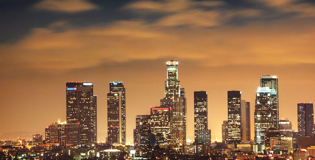 Votre séjour débutera à Los Angeles, au coeur de la mythique Californie - Circuit Ouest USA 12 jours/10 nuits ou circuit Ouest USA & extension New York, 16 jours/14 nuits Los Angeles