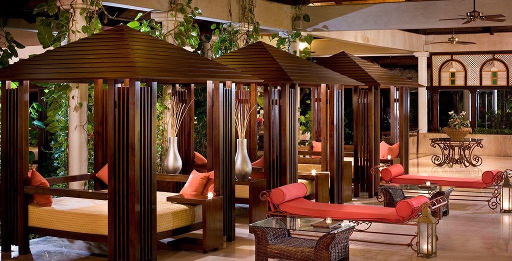 Une décoration raffinée pour univers... - Hôtel Melia Caribe Tropical All Inclusive Beach & Golf Resort 5* Punta Cana